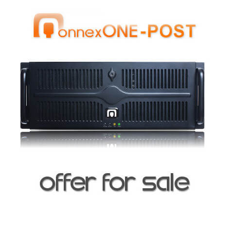 QonnexONE-POST-Professional-Streaming-Server-and-Software-Sale